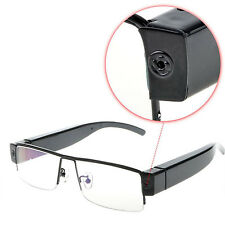 HD Digital DV DVR Recorder Camcorder Camera Cam Spy Hidden Glasses 1080P