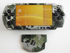PSP 3000 METAL GEAR SILID PEACE WALKER LIMITED CONSOLE WITH ORIGIANL BATTERY