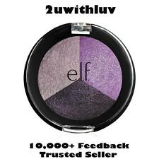 E.L.F. COSMETICS ELF STUDIO BAKED EYESHADOW TRIO LAVENDER LOVE #81293