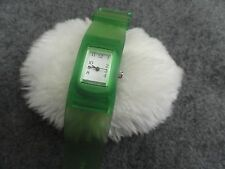 Light Green Quartz Ladies Watch
