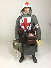 1/6 DRAGON GERMAN WERACHT 6TH ARMY MEDIC STALINGRAD WINTER GEAR BBI DID WW2