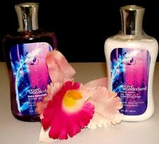 B & B W SECRET WONDERLAND 2 PC FEMALE BATH AND BODY SET