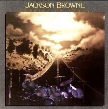JACKSON BROWNE - Running On Empty (CD 1987) USA First Edition NM Asylum 6E 113-2