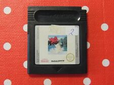 Black Bass Lure Fishing Nintendo Gameboy Color Advance SP nur Modul