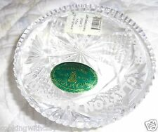HERITAGE IRISH FULL LEAD  CRYSTAL PAPER WEIGHT   MADE IN IRELAND