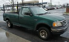99 00 01 FORD F150 V6 4.2 Engine Manual Transmission 8 foot Bed 4X4 differential