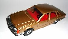 Opel Senator A in kupfer braun copper brown metallic, Corgi in 1:36!