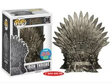 Game of Thrones IRON THRONE NYCC Exclusive Funko Pop! Vinyl Figure