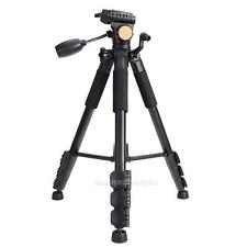 Professional Camera Tripod Aluminum Alloy Tripod for Canon Nikon Sony SLR NEW