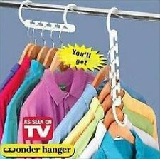 Space Saver Hanger Wonder Closet Organizer Magic Hanger T