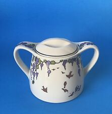 Villeroy & Boch DESIGN 1900 Art Deco Covered Sugar Bowl Luxembourg
