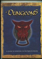 Dungeons 2001 AEG 8327  Guide To Survival In The Realms Below   RPG MBX99