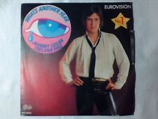 "JOHNNY LOGAN What's another year 7"" ITALY"