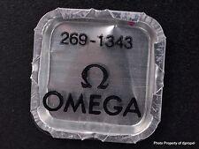 Vintage ORIGINAL OMEGA Cap Jewel for Balance #1343 for Omega Cal 269!