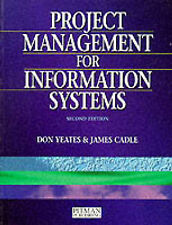Cadle, James Project Management for Information Systems Very Good Book
