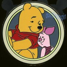 Disney Pin Disney's *Best Friends* Mystery Series - Winnie the Pooh and Piglet!