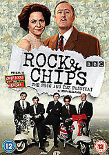 Rock And Chips - The Frog And The Pussycat DVD * NEW & SEALED FAST UK DISPATCH*