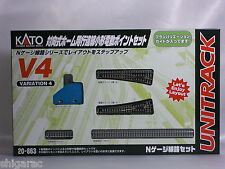 Kato n gauge Unitrack V4 20-863 Variation Set