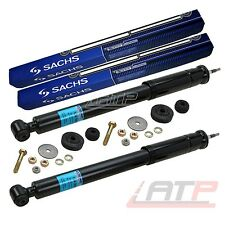 2X SACHS SHOCK ABSORBER GAS PRESSURE FRONT MERCEDES E-CLASS W210 S210