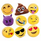 NEW! LARGE EMOJI PILLOWS All Kinds NWT