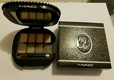 Mac Eyeshadow 8 sheads Palette Keepsakes/Beige Eyes 0.014 oz Each New In Box
