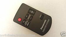 NEW N2QAYC000046 Panasonic Remote Control + Battery SU-HTB15EB-K SA-HTB15EB