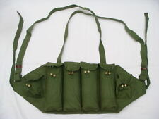 CHINESE ARMY MILITARY 81 AK TYPE CHEST RIG AMMO POUCH BAG
