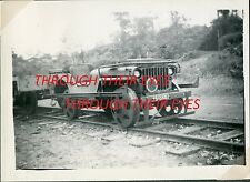 DVD SCANS SOLDIERS  PHOTO ALBUM R.A.M.C SINGAPORE & MALAYA 1948-49 JEEP