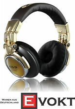 Zomo HD-1200 Gold DJ Headphones Best Gift German Quality 110 dB Genuine New
