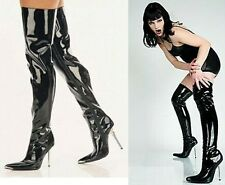 Cuissardes / Bottes / High Hells / Vinyl / Bondage / Domination Fetish / Fashion