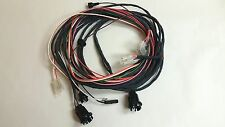 1963 63 Chevy Impala Rear Light Wiring Harness Sport Coupe HT SS