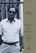 The Soul of a New Machine (Modern Library) by Kidder, Tracy