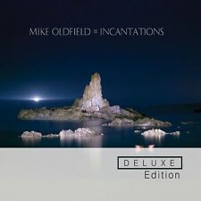 Mike Oldfield - Incantations (Deluxe Edition) 2 CDs + DVD (2011) neu und ovp