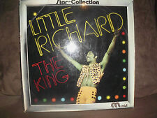 "12 "" LP  Little Richard - The King - Star Collection"