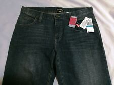 Authentic MICHAEL KORS Men's Jeans, Straight Leg, Size 36 x 30, New with Tags