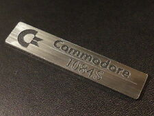 Commodore 1084S Label / Logo / Sticker / Badge 63 x 13 mm [272b]