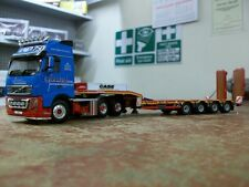WSI VOLVO FH16 6X4 WITH NOOTEBOOM 4 AXLE STEP FRAME LOW LOADER DIE CAST TRUCK