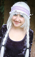 GOTHIC LOLITA DENTELLE HEAD BAND MAID HALLOWEEN PASTEL LOLI BUBBLEGUM GOTH GOBBOLINO