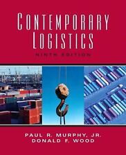 Contemporary Logistics, by Murphy, 9th Edition