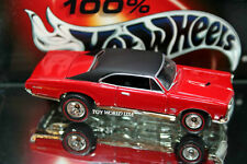 '96 100% Hot Wheels Pontiac GTO 30th Anniversary of '67 Muscle Cars