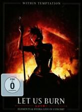 Let Us Burn (Elements & Hydra Live) In Concert) - Within Temptation, 2 CDs & DVD