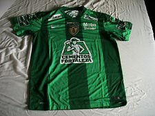 Team Pachuca Mens Official Soccer Jersey Nike Green Attack 2014  Size L