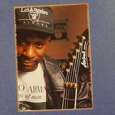 POP-CARD feat. [PRINCE SAMSON / ARIA GUITAR  , 11x15cm greeting card aax