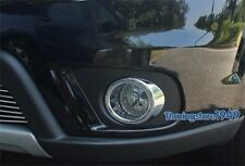 Dodge Journey /FiAT Freemont 12 2013 2014 2015 Chrome Front Fog Light cover trim