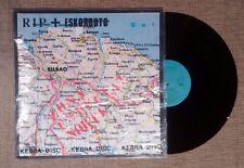 RIP + ESKORBUTO - Zona especial norte - LP vinilo Discos Suicidas reedición 1991