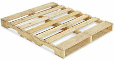 "5 Brand New Wood Pallets - 48 x 40""  -  Free Fast Shipping"