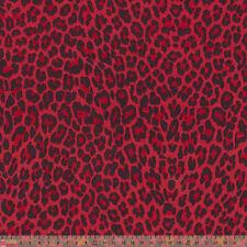Jersey - Leopard Print - Per Metre