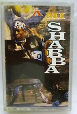 SHABBA RANKS-A MI SHABBA-CASSETTE TAPE-1995-EPIC RECORDS-ELECTRONIC/HIP HOP