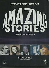 Amazing Stories. Storie incredibili. Stagione 2. Vol. 2 (1986) 3DVD