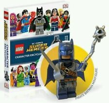 Lego Super Heroes Character Encyclopedia with Pirate Batman
